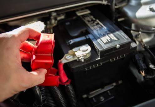 Informações úteis sobre bateria