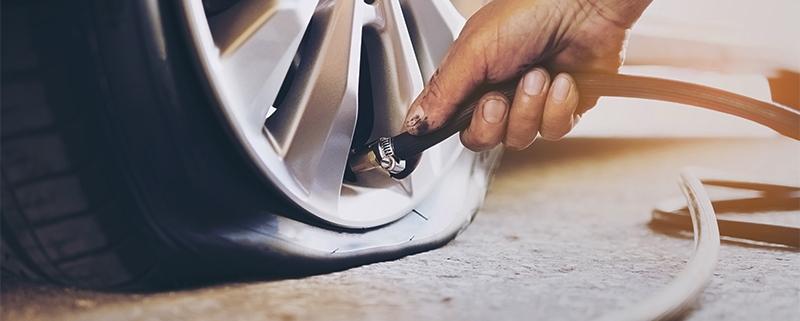 Como a calibragem errada dos pneus pode consumir seu combustível?