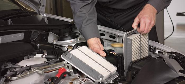 Como os filtros de ar podem influenciar no consumo de combustível?