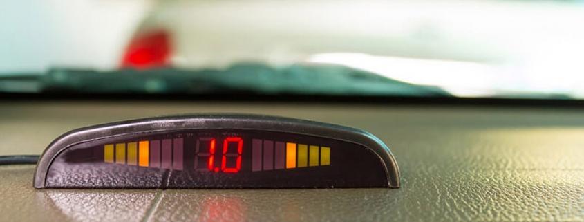 Sensor de estacionamento e os tipos disponíveis no mercado