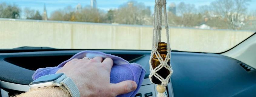 Quais cuidados tomar com a higienização do carro?